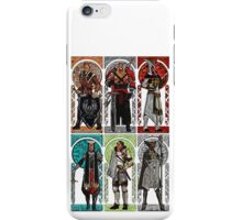 Possible World Leaders of Thedas iPhone Case/Skin