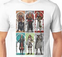 Possible World Leaders of Thedas Unisex T-Shirt