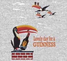 LOVELY DAY FOR A GUINNESS Baby Tee