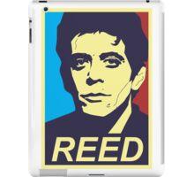 Lou Reed iPad Case/Skin