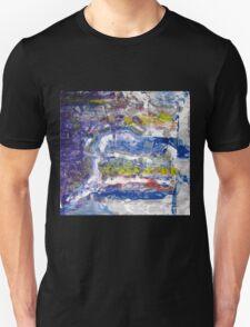 Grand Canyon -spiritual picture, Original Wall Modern Abstract Art Painting Unisex T-Shirt