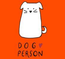 Dog Person Kids Tee