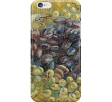 Vincent Van Gogh - Grapes  iPhone Case/Skin