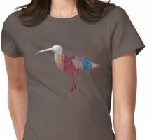 Curlew  Womens Fitted T-Shirt