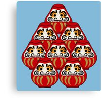 Mount Daruma Canvas Print