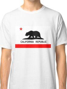 Flag of California Classic T-Shirt