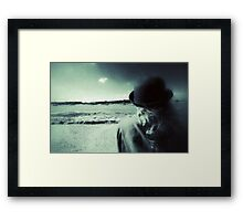 Mystery Viewer Framed Print