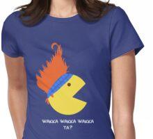 Wakka Wakka Wakka ya? 2.0 Womens Fitted T-Shirt