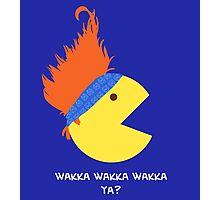 Wakka Wakka Wakka ya? 2.0 Photographic Print