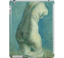 Vincent Van Gogh - Plaster Cast Of A Woman s Torso  iPad Case/Skin
