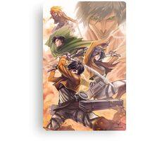 Titans!! Metal Print