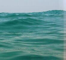 Whisper Of Waves Sticker