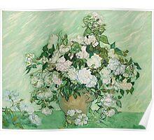 Vincent Van Gogh - Roses - Van Gogh - Roses  Poster