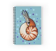 Cute nautilus Spiral Notebook