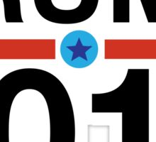 Donald Trump For President Sticker