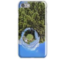 a world made by a tree iPhone Case/Skin