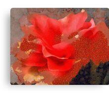 Cajun Klimt Canvas Print