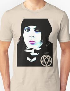 HIM - Ville Valo Portrait T-Shirt