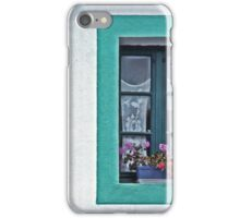A Window in Brittany iPhone Case/Skin
