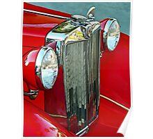 British Classic Autos #2 Poster