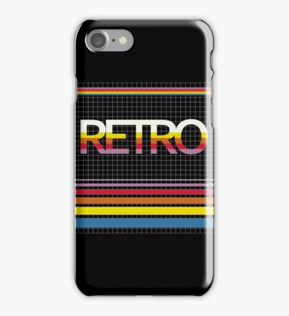 Vhs cover iPhone Case/Skin