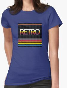 Vhs cover Womens Fitted T-Shirt