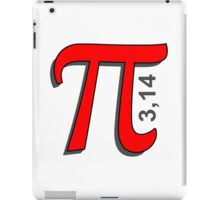 Pi Symbol iPad Case/Skin