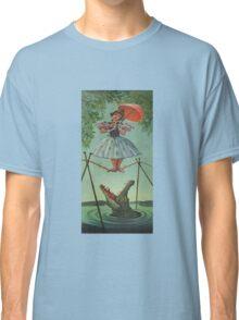 Haunted mansion umbrela Classic T-Shirt