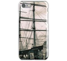 South Street Seaport iPhone Case/Skin