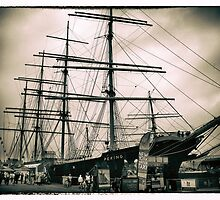 South Street Seaport by Jessica Jenney