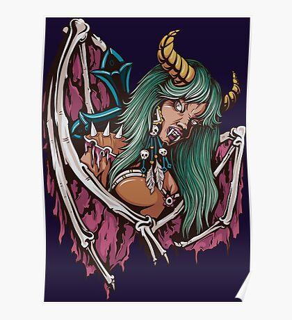 Vampire lady Poster