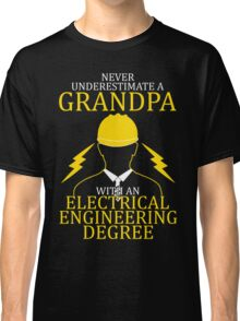 Electrical Engineering Grandpa Classic T-Shirt