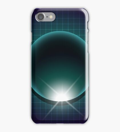 vhs cover sci-fi iPhone Case/Skin