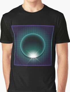 vhs cover sci-fi Graphic T-Shirt