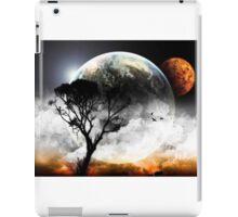 Tree Space Earth iPad Case/Skin