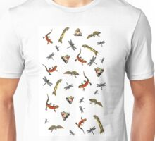 Let's go to the pond Unisex T-Shirt
