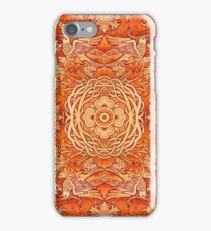 - Golden pattern - iPhone Case/Skin
