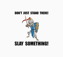 Knight Slay Something Cartoon Unisex T-Shirt