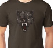 Angry werewolf Unisex T-Shirt