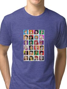 Archie Comics Yearbook  Tri-blend T-Shirt