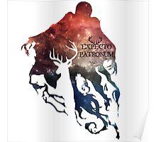 Expecto patronum shadow nebula Poster