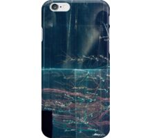 026  Map of part of eastern West Virginia extending from Romney westward to Clarksburg centering on the Rich Mountain Battle area Inverted iPhone Case/Skin