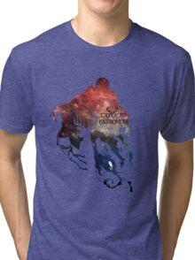 Expecto patronum shadow nebula Tri-blend T-Shirt