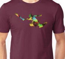 Cricket player Unisex T-Shirt
