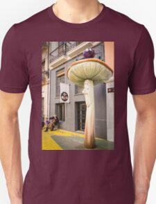 Don't look now, he's playing again Unisex T-Shirt
