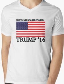 Make America Great Again ! Mens V-Neck T-Shirt