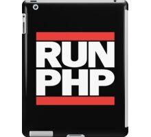 RUN PHP iPad Case/Skin