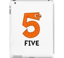 Number Five iPad Case/Skin