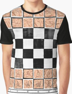 Poor man's chess Graphic T-Shirt