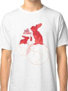 The Shins Red Rabbits Classic T-Shirt